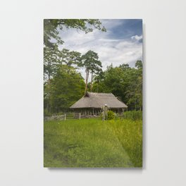 Estonia Metal Print