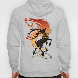 Crowned deer Hoody