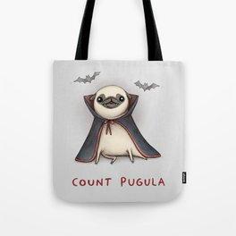 Count Pugula Tote Bag