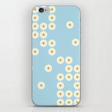 Misplaced daisies iPhone & iPod Skin