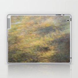 blurred perception of nature #4 Laptop & iPad Skin