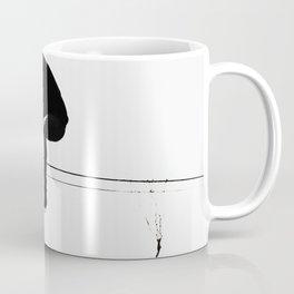 Flying High Skateboarder Coffee Mug