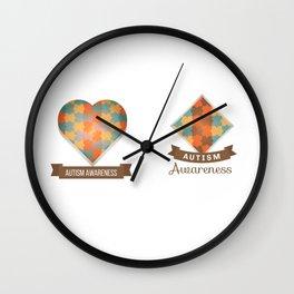 Happy Child Health Day Wall Clock