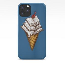 Ice Cream Books iPhone Case