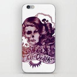 Tattoo iPhone Skin
