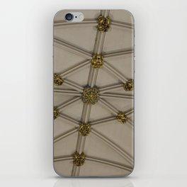 Yorkminster Ceiling iPhone Skin