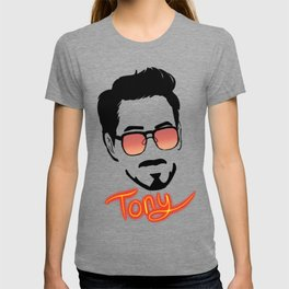 Tony Stark (Graphic) T-shirt