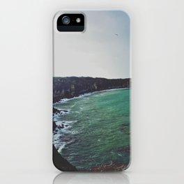 Pointe du Hoc - Normandy France iPhone Case