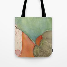 Descend Tote Bag