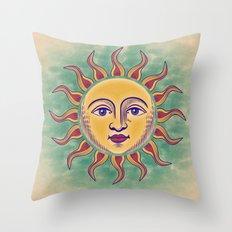 Soleil 2 Throw Pillow