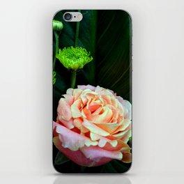 My Wild Hawaiian Rose iPhone Skin