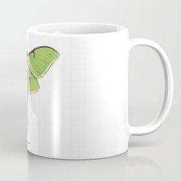 Luna Moth (Actias luna) II Coffee Mug