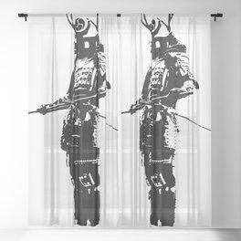 Samurai Sheer Curtain