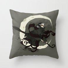 La Befana Throw Pillow
