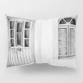 Greek Doorway Pillow Sham