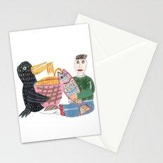 Lamen Bird. Stationery Cards