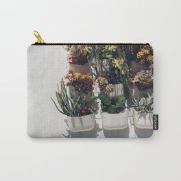 Succulent Wall Carry-All Pouch