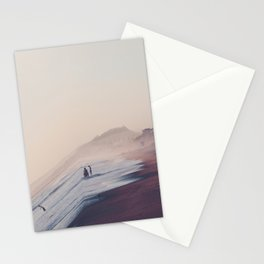 See The World From A Different Angle Stationery Cards