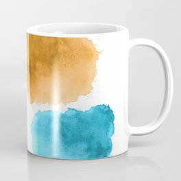 watercolor patch collection Coffee Mug