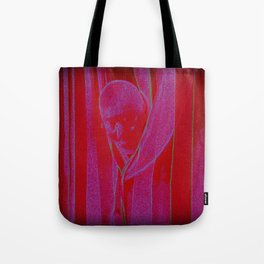 Peep Show Tote Bag
