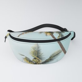 California Palm Trees Fanny Pack