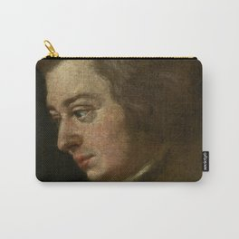 Wolfgang Amadeus Mozart (1756 -1791) by Joseph Lange Carry-All Pouch