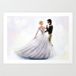 Like a Fairytale Art Print