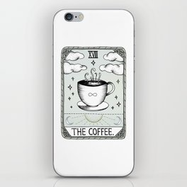 The Coffee iPhone Skin