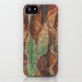 Ecstatic Pelvis (Meat Flame) iPhone Case