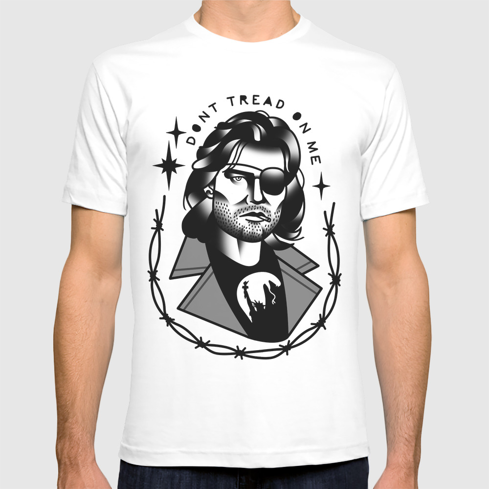 Escape From L.a.\n.y. T-shirt by Derickjames TSR1589240