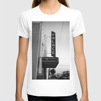 theater T-shirts featuring Palace Theater by Teran Jones