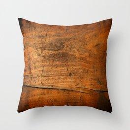 Wood Texture 340 Throw Pillow