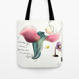 look within you  Tote Bag
