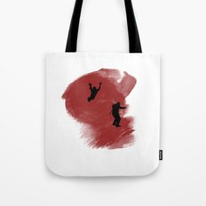 Hunter! Tote Bag