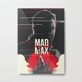 Mad Max - fury road Metal Print