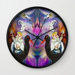 Natures Song Wall Clock