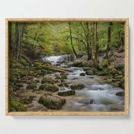 Herisson River Serving Tray
