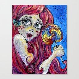 Sugar Babies Canvas Print