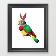 Rabbird Framed Art Print