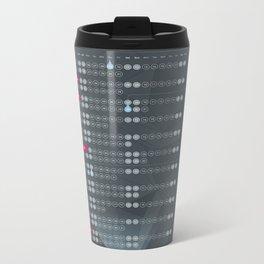 Bureau Oberhaeuser Calendar 2014 dark Metal Travel Mug