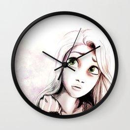 Denied hope Wall Clock