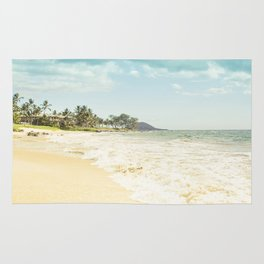 Polo Beach Maui Hawaii Rug