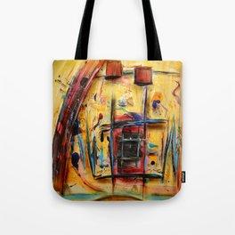 Acryl-Abstrakt 32 Tote Bag
