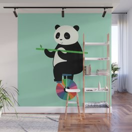 Learn To Balance Your Life Wall Mural