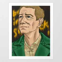 John Watson Art Print
