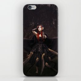Suffering Through Vulnerability iPhone Skin