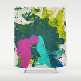 Sean's Art Shower Curtain