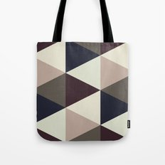 Triangle Sundae Tote Bag