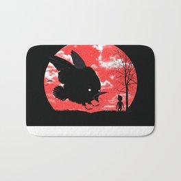 Angry Bird Bath Mat