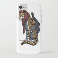 metal gear solid iPhone & iPod Cases featuring Metal Gear Solid revolver ocelot by Hisham Al Riyami